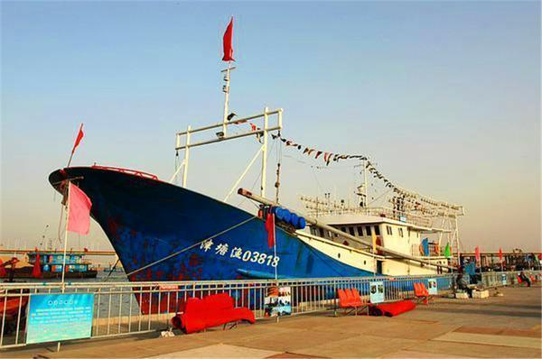 23号:天津北塘码头出海打渔.海鲜大餐.北塘古镇【适合新人,欢迎吃货】